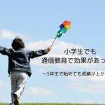 correspondence-education-effect-of-elementary-school-students