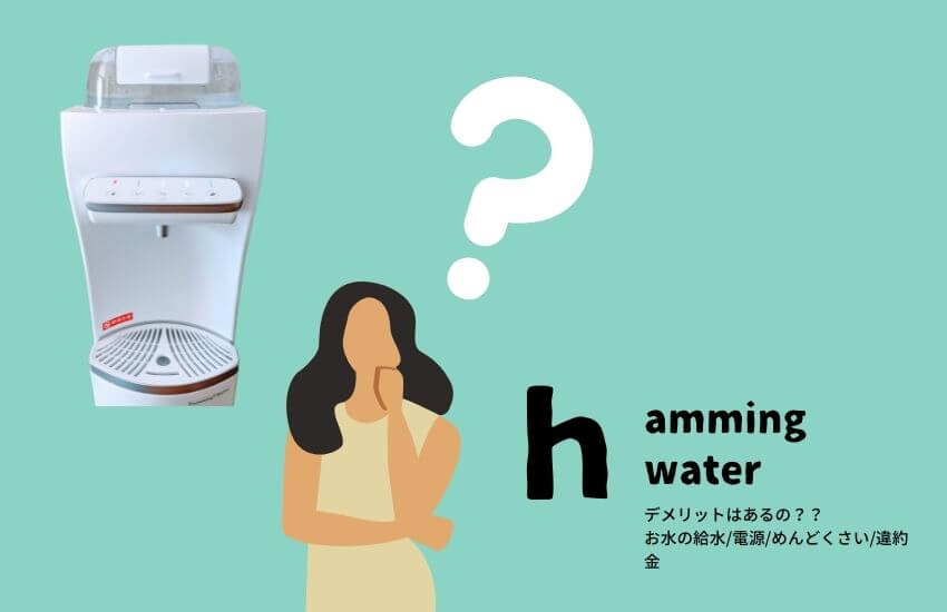 hummingwater-demerit